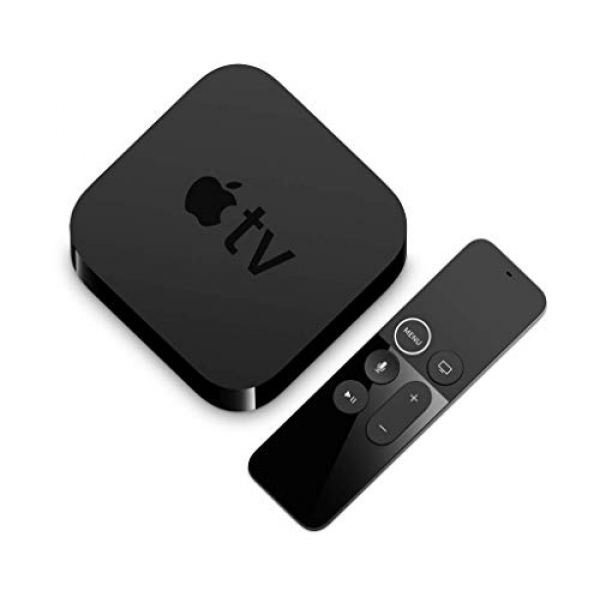 Apple TV 4K – Die Premium-Streaming-Box von Apple